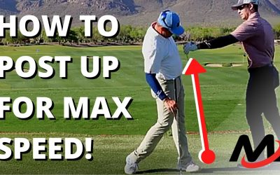 How To Safely Post Up On Lead Side For MAX Speed