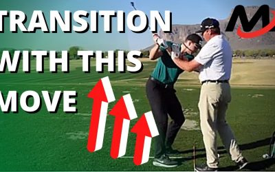 The Transition Move You Need To Stripe It (Downswing FLOW Explained!)
